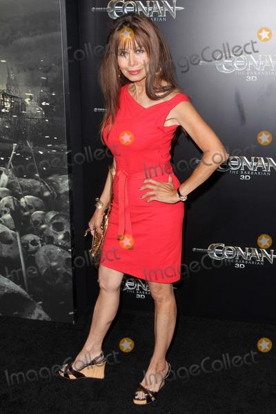 "Cassandra Gava Photo - Cassandra Gava at the ""Conan The Barbarian"" World Premiere, Regal Cinemas, Los Angeles, CA 08-11-11"