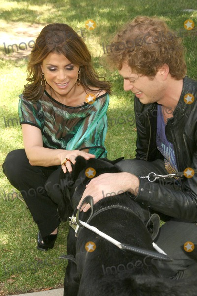 Paula Abdul, Paula Guilló Photo - Paula Abdul and Scott Macintrye