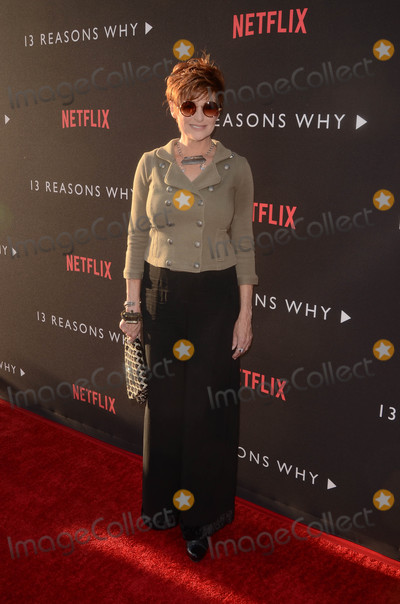 Carolyn Hennesy Photo - Carolyn Hennesy at the 13 Reasons Why Los Angeles Premiere, Paramount Studios, Los Angeles, CA 03-30-17