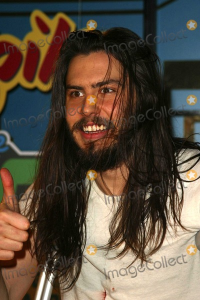 ANDREW WK Photo - Andrew WK at the 1st Annual Video Game Awards hosted by Spike TV, MGM Grand, Las Vegas, NV 12-02-03
