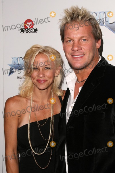 Anvil, Anvil !, Anvil!, Chris Jericho Photo - Chris Jericho and wife Jessica