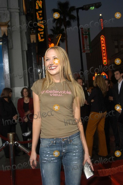 """Adrienne Frantz, Underworld Photo - Adrienne Frantz at the Los Angeles Premiere of Screen Gems' """"Underworld"""" at the Chinese Theater, Hollywood, CA 09-15-03"""