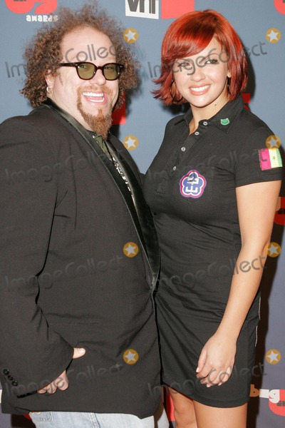 "Anna Chudoba, Anna Maria Perez de Taglé Photo - Anna Chudoba and friendat the ""VH1's Big in O5"" Awards, Sony Studios, Culver City, CA 12-3-05"