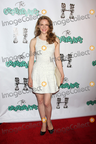 Ashley Bell Photo - Ashley Bell at the The Groundlings 40th Anniversary Gala, HYDE Sunset: Kitchen + Cocktails, Los Angeles, CA 06-01-14