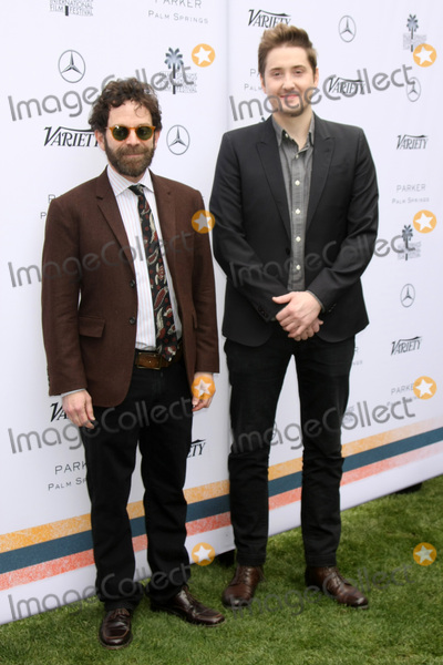 Charlie Kaufman, Duke Johnson Photo - Charlie Kaufman, Duke Johnson at the Variety Creative Impact Awards And 10 Directors To Watch Brunch, The Parker Hotel, Palm Springs, CA 01-03-16