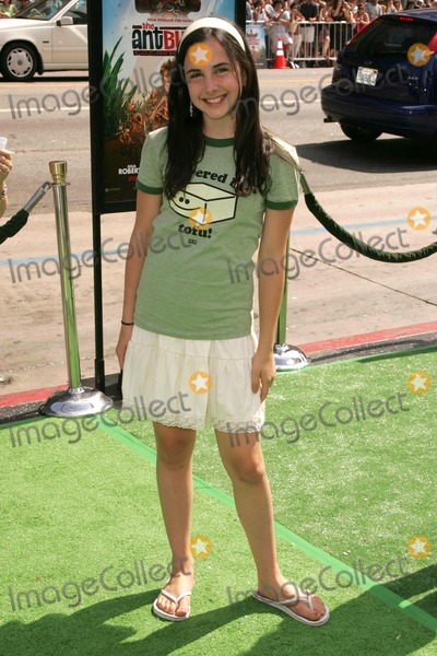 """Anne Nelson, Bully, Grauman's Chinese Theatre Photo - Hailey Anne Nelsonat the premiere of """"The Ant Bully"""". Grauman's Chinese Theatre, Hollywood, CA. 07-23-06"""