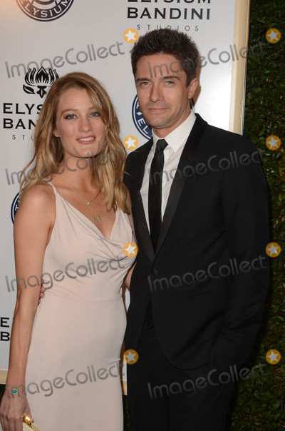 Ashley Hinshaw, Topher Grace Photo - Ashley Hinshaw, Topher Grace at the Art of Elysium 10th Annual Black Tie Heaven Gala, Red Studios, Los Angeles, CA 01-07-17