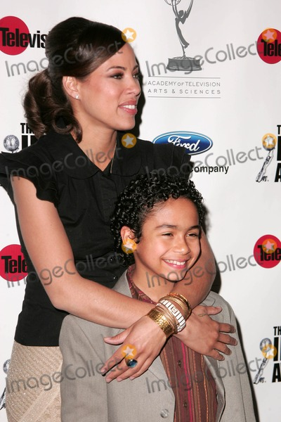 Noah Gray Cabey, Noah Gray-Cabey, Tawny Cypress, Tawni Photo - Tawny Cypress and Noah Gray-Cabey