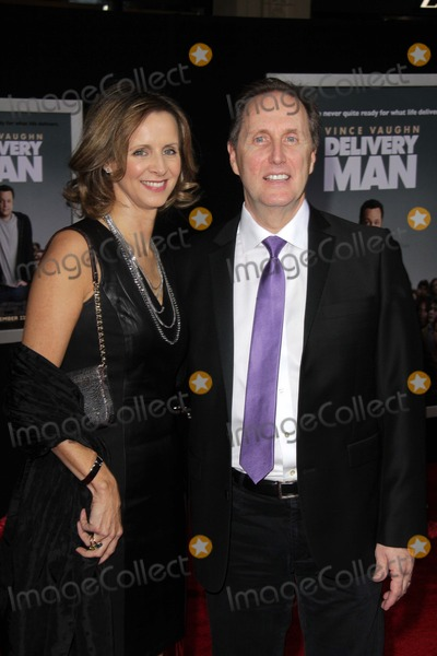 """Andre Rouleau Photo - Denise Rouleau, Andre Rouleau at the """"Delivery Man"""" Los Angeles Premiere, El Capitan, Hollywood, CA 11-03-13"""
