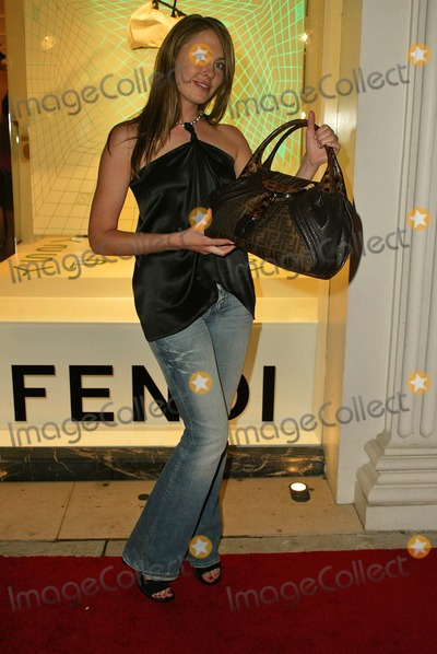 photos and pictures abi ferrin at the fendi fashion week gala fendi beverly hills ca 03 18 05. Black Bedroom Furniture Sets. Home Design Ideas