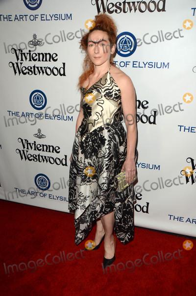 Photo - Cheryl Worden at The Art of Elysium's Ninth Annual Heaven Gala, 3LABS, Culver City, CA 01-09-16