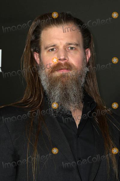 "Ryan Hurst Photo - Ryan Hurst at a photo-op for WGN America's ""Outsiders,"" Langham Hotel, Pasadena, CA 01-13-17"