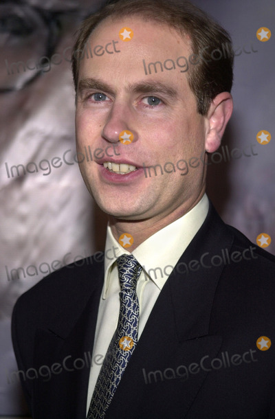 """Prince Edward, Prince, Prince Edwards Photo -  Prince Edward at the telefilm premiere for Showtime's """"Varian's War"""" at the Los Angeles County Museum of Art's Leo S. Bing Theater, Los Angeles, 04-19-01"""