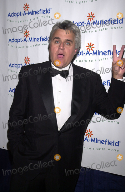 Jay Leno, The Specials Photo -  Jay Leno at the special benefit for Adopt-A-Minefield, Regent Beverly Wilshire Hotel, Beverly Hills, 06-14-01