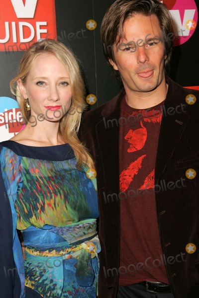 """Anne Heche, Coley Laffoon, Ann Heche Photo - Anne Heche and Coleman """"Coley"""" Laffoonat the TV Guide and Inside TV Emmy Awards After Party. Hollywood Roosevelt Hotel, Hollywood, CA 09-18-05"""
