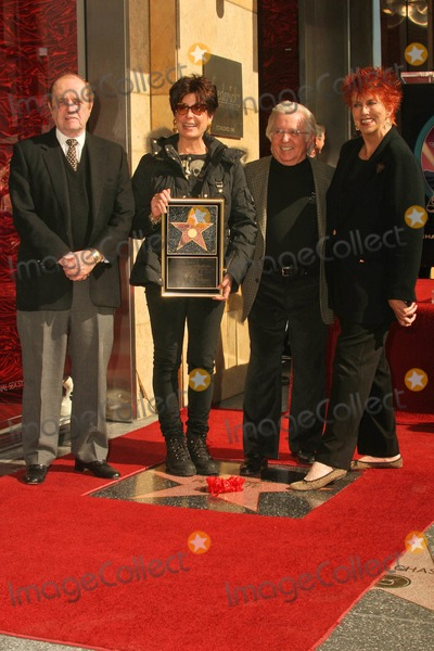 Arte Johnson, Bob Newhart, Tina Sinatra, Suzanne Pleshette, The Ceremonies Photo - Bob Newhart and Tina Sinatra with Arte Johnson and Marcia Wallace