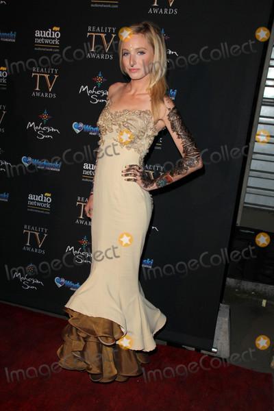 Ashley Fonda Photo - Ashley Fonda at the 3rd Annual Reality TV Awards, Avalon, Hollywood, CA 05-13-15