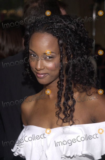"""Trina McGee-Davis, Trina, Trina McGee, Trina McGee Davis Photo -  Trina McGee-Davis at the premiere of the MGM Feature """"Waht's The Worst That Could Happen?"""" at Loews Cineplex Century City Cinemas, 05-22-01"""