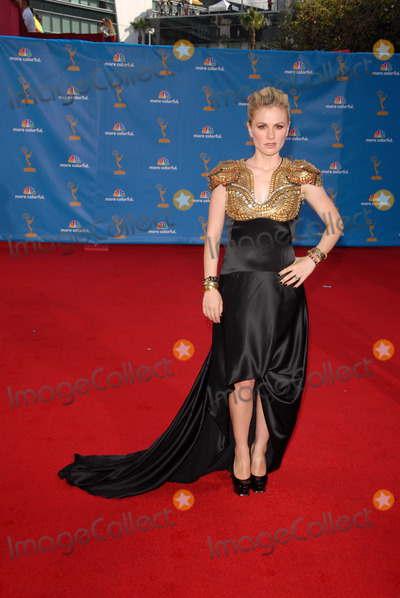Anna Paquin, Anna Paquin- Photo - Anna Paquin at the 62nd Annual Primetime Emmy Awards, Nokia Theater, Los Angeles, CA. 08-29-10