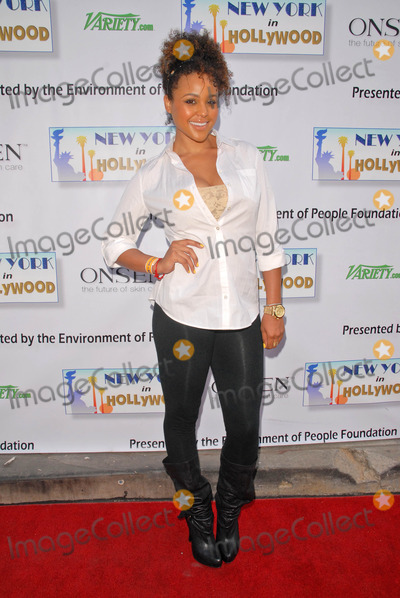 """Hayley Marie Norman, Teairra Marí Photo - Hayley Marie Norman at """"New York in Hollywood"""" benefitting children with autisim, Down syndrome and other challenges, CBS Studio Center, Studio City, CA 10-04-09."""