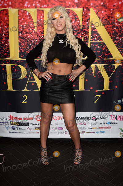 Photos And Pictures Aubrey Kate At The  Official Transgender Erotica Awards Tea Pre Party Avalon Hollywood Ca