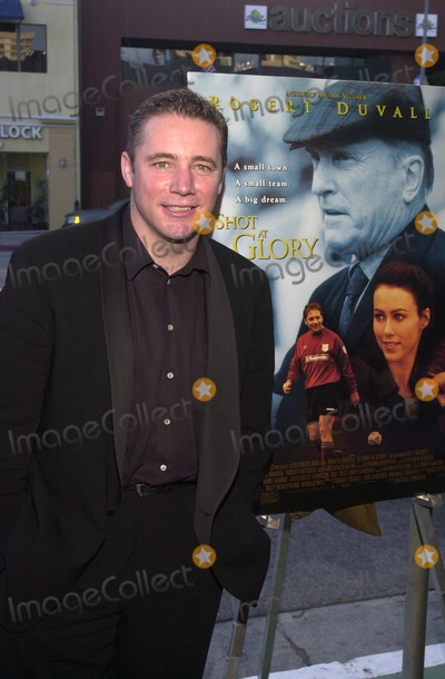 """Ally Mccoist Photo - Ally McCoist at the premiere of """"A SHOT AT GLORY"""" in Westwood, 04-23-02"""