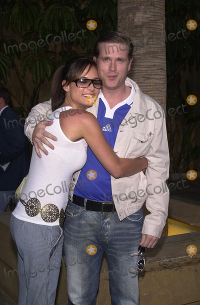 "Cary Elwes, Lisa Marie, Lisa Maris Photo - Cary Elwes and wife Lisa Marie at the premiere of United Artist's ""CQ"" at the Egyptian Theater, Hollywood, 05-13-02"