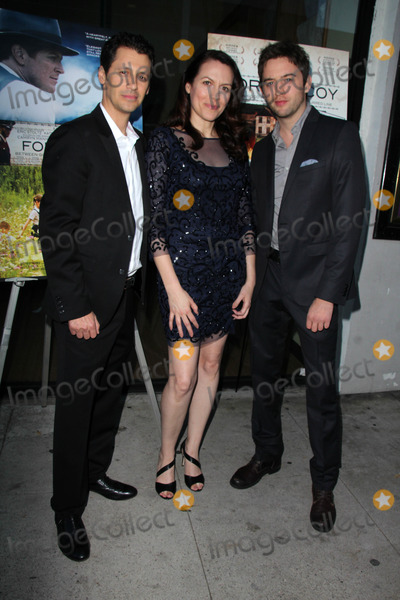 Johnny Pacar, Andy Hirsch, Kate Connor Photo - Andy Hirsch, Kate Connor, Johnny Pacar