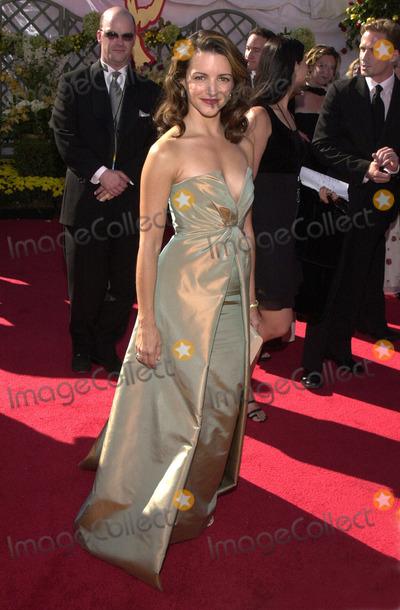 Kristin Davis Photo -  Kristin Davis at the Primetime Emmy Awards held at the Shrine Auditorium. 09-10-00