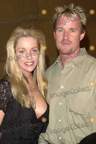 """Cherie Currie Photo - Cherie Currie and date at the Premiere of the """"Mayor Of The Sunset Strip"""" in the Egyptian Theater, Hollywood, CA. 03-22-04"""