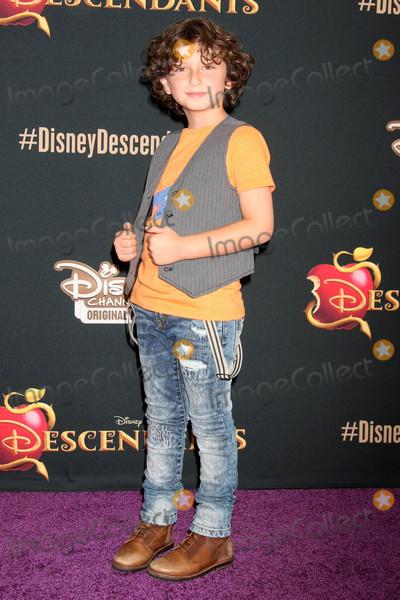 "Walt Disney, August Maturo Photo - August Maturo  at the ""Descendants"" Premiere Screening, Walt Disney Studios, Burbank, CA 07-24-15"