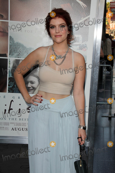 """David Edwards, Ali Milner Photo - Ali Milner Premiere of """"If I Stay"""" at the Chinese Theater, Hollywood, CA 08-20-14 David Edwards/DailyCeleb/MediaPunch"""