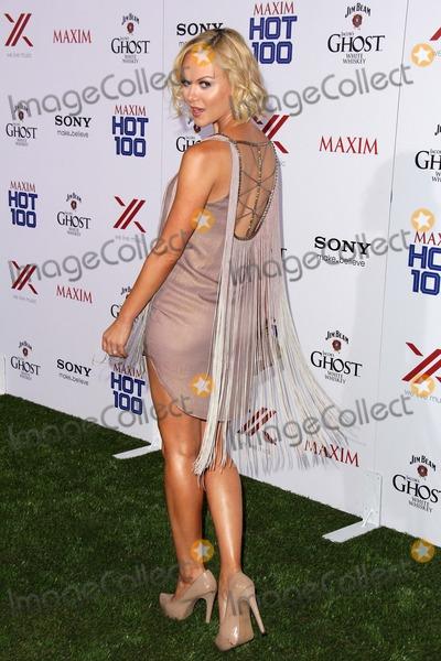 Anya Monzikova Photo - Anya Monzikova at the 2013 Maxim Hot 100 Party, Vanguard, Hollywood, CA 05-15-13