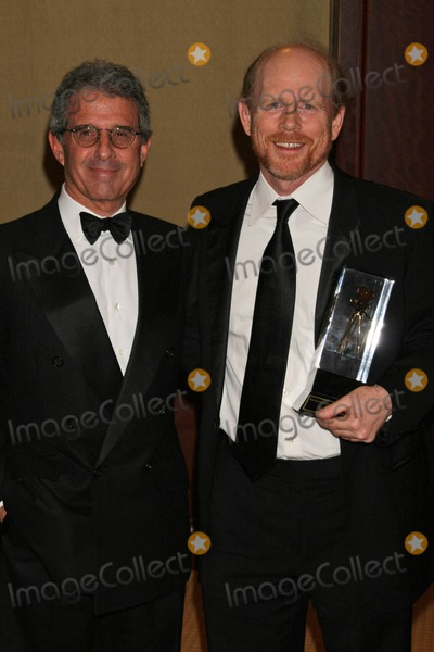 Ron Howard, Ron Meyer Photo - Ron Meyer and Ron Howard