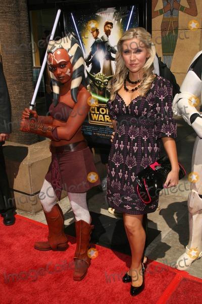 Ashley Eckstein Photo - Ashley Eckstein at the U.S. Premiere of 'Star Wars The Clone Wars'. Egyptian Theatre, Hollywood, CA. 08-10-08