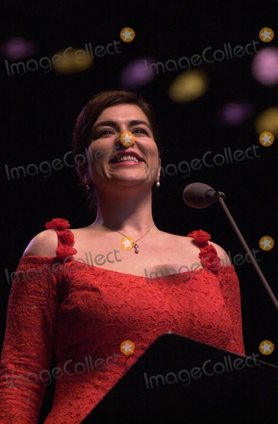 Annalisa Raspagliosi Photo -  Annalisa Raspagliosi at the Forum performing in Concert, 02-11-00
