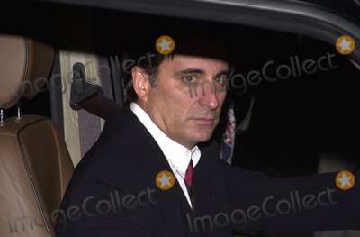 """Andy Garcia Photo -  Andy Garcia departing the """"America: A Tribute To Heroes"""" telethon, CBS Television City, 09-21-01"""