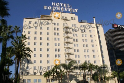 Photos and pictures hollywood roosevelt hotel famous for Hollywood beach resort haunted