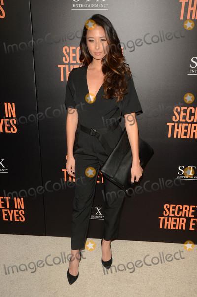 """Aja Dang Photo - Aja Dang at the """"Secret In Their Eyes"""" Los Angeles Premiere. Hammer Museum, Westwood, CA 11-11-15"""