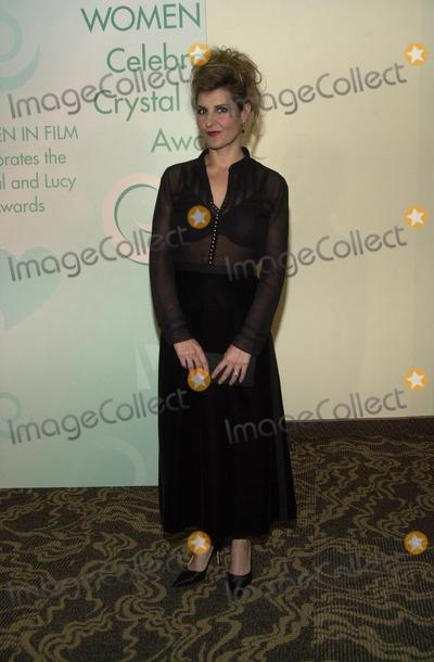 Nia Vardalos Photo - Nia Vardalos at Women In Film's Crystal and Lucy Awards, Century P:laza Hotel, Century City, CA 09-20-02