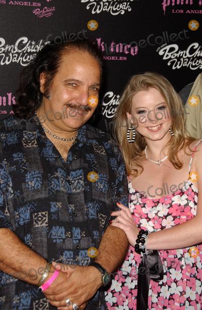 Sunny Lane And Ron Jeremy