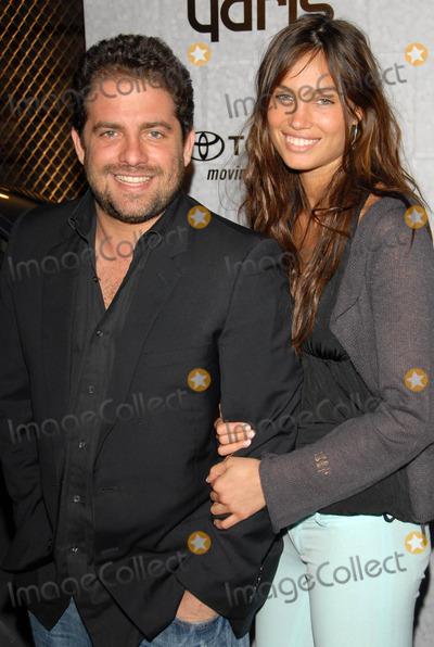 Brett Ratner, Alina Puscau Photo - Brett Ratner and Alina Puscau