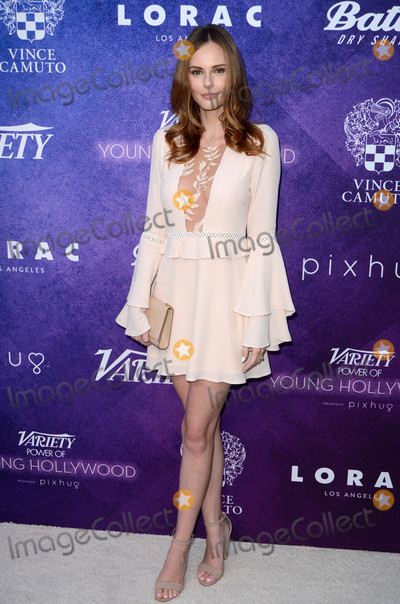 Alyssa Campanella Photo - Alyssa Campanella at the Variety Power of Young Hollywood Event, Neuehouse, Hollywood, CA 08-16-16