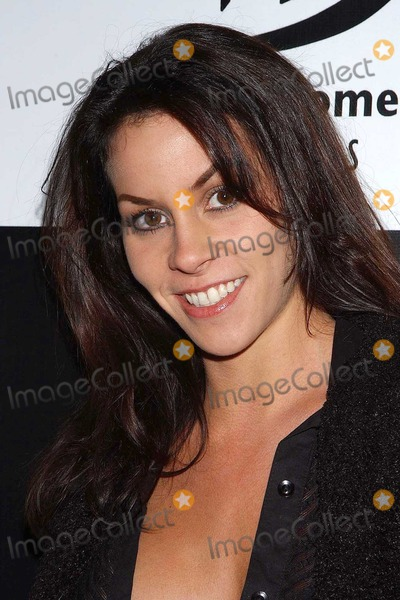 Photo - Jennifer Jansen at the Pre-Grammy Rock & Roll Carnival in The Avalon, Hollywood, CA. 02-07-04