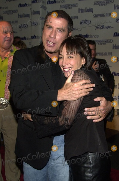Photos and Pictures - John Travolta and Didi Conn at