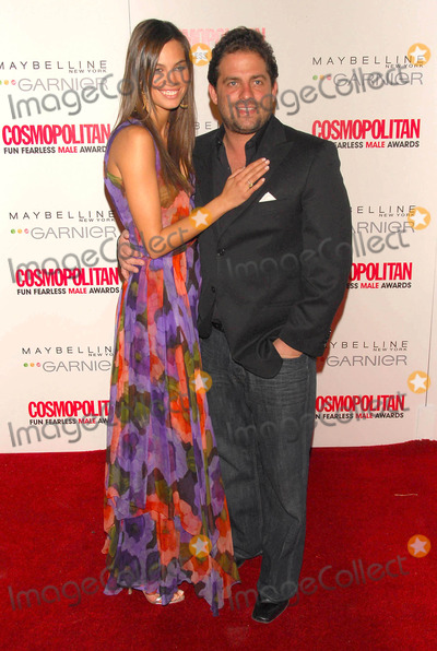 Alina Puscau, Brett Ratner Photo - Alina Puscau and Brett Ratner