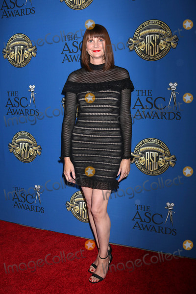 Kerri Kenney, Kerri Kenney Silver, Kerri Kenney-Silver, Kerry Bishé Photo - Kerri Kenney-Silver at the 32nd American Society of Cinematographers Awards, Dolby Ballroom, 02-17-18