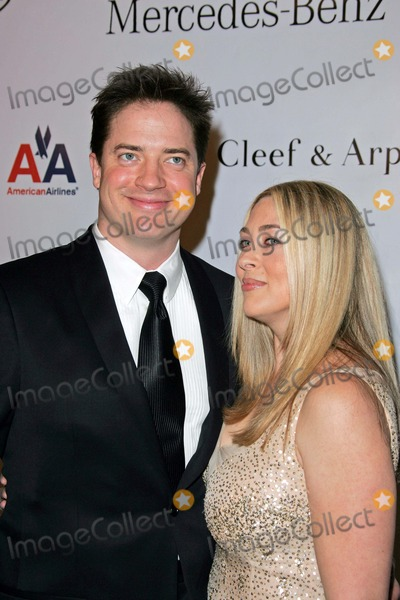 Brendan Fraser, Afton Smith Photo - Brendan Fraser and wife Afton Smith At the 16th Annual Carousel Of Hope Gala Presented By Mercedes-Benz, Beverly Hilton Hotel, Beverly Hills, CA 10-24-04