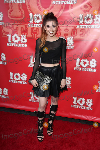 "Alexa Ferr Photo - Alexa Ferr ""108 Stitches"" World Premiere, Harmony Gold, Los Angeles, CA 09-10-14"