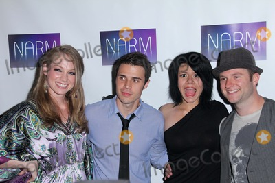 Allison Iraheta, Blake Lewis, Didi Benami, Kris Allen Photo - Didi Benami, Kris Allen, Allison Iraheta and Blake Lewis